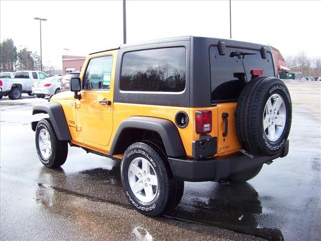 2012 Jeep Wrangler Sport (dozer)