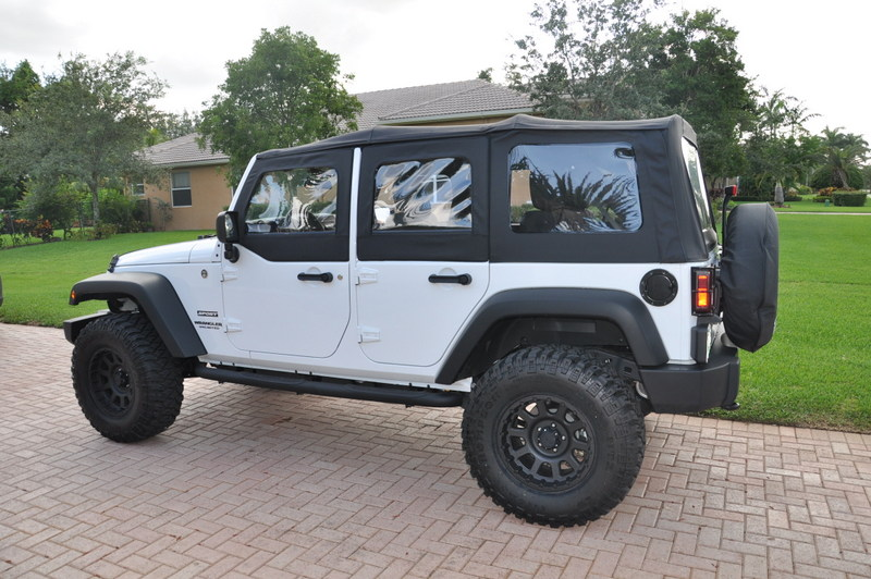 2012 Wrangler Sport Unlimited