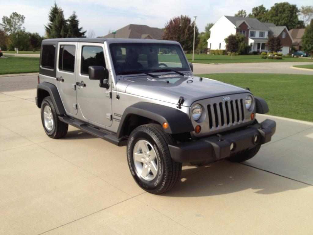 2013 Jku Sport Billet Metallic