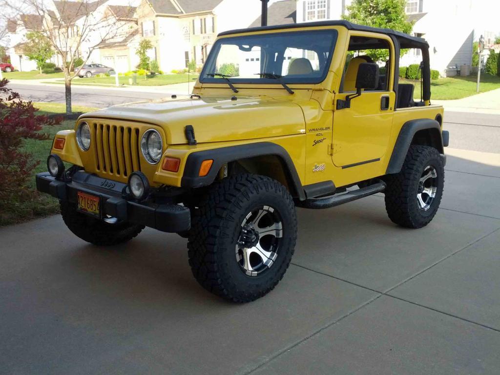 4wheelin's Jeep