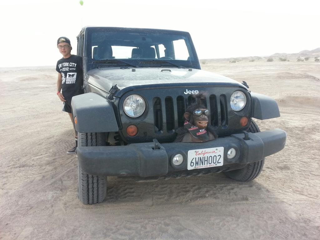 51st Tierra Del Sol Desert Safari 2013