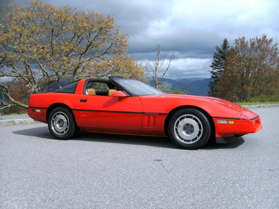 87 Corvette