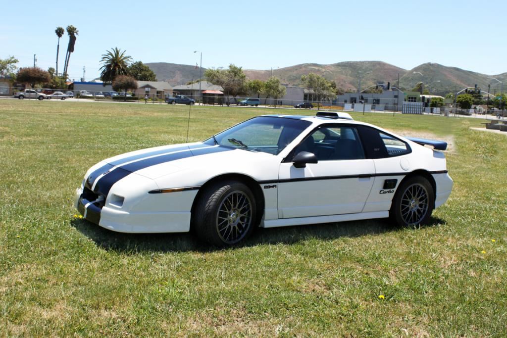 '88 Turbo Fiero