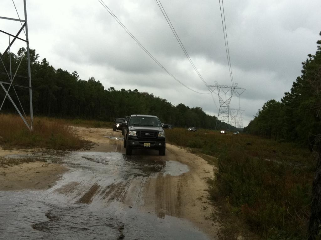 9-24-11 Trailing The Pines