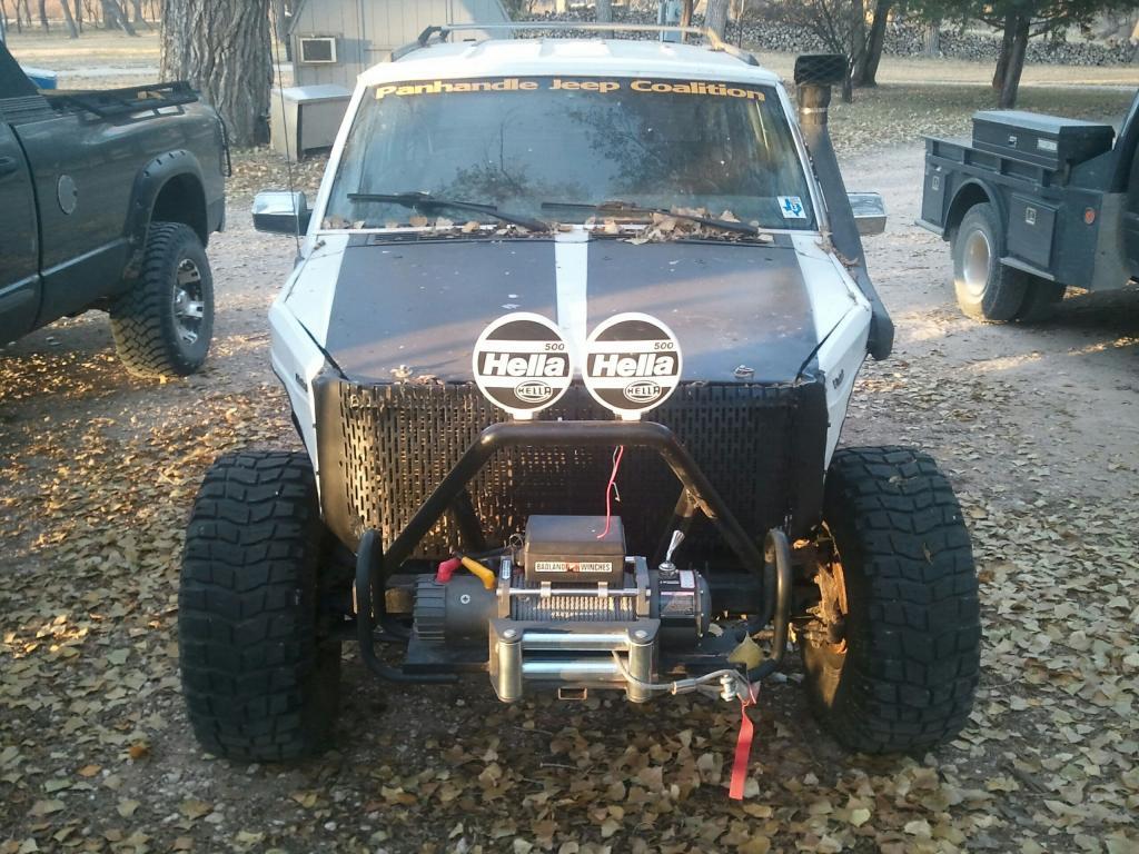 93 Cherokee Xj