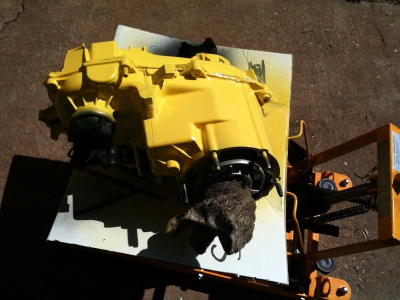 94 Yj Engine Swap