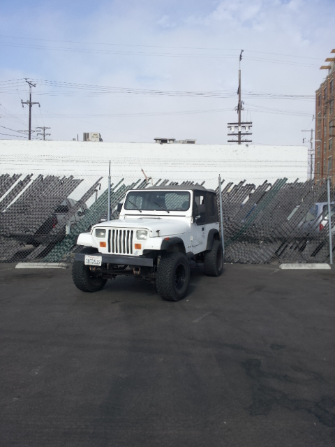 95 Jeep