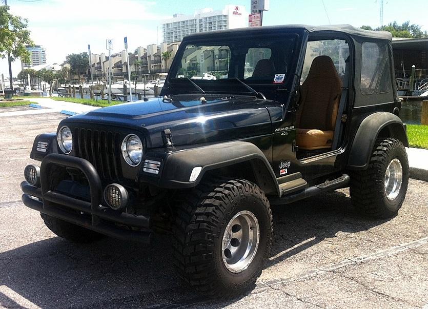 98 Jeep Tj