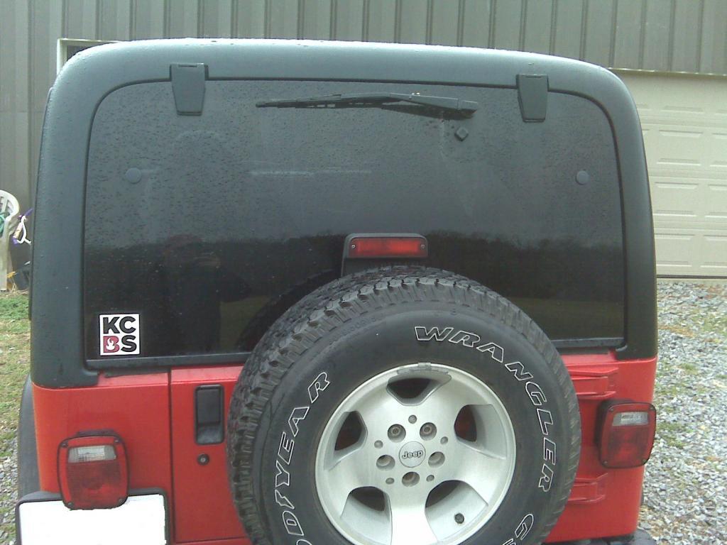 '99 Jeep Wrangler Sport 4.0l