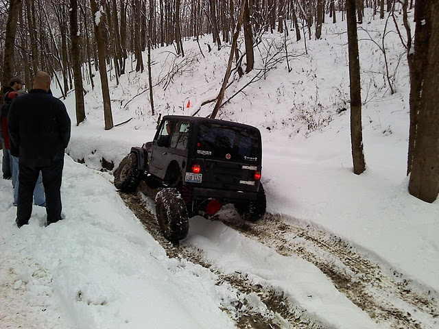 A Little Winter Wheeling