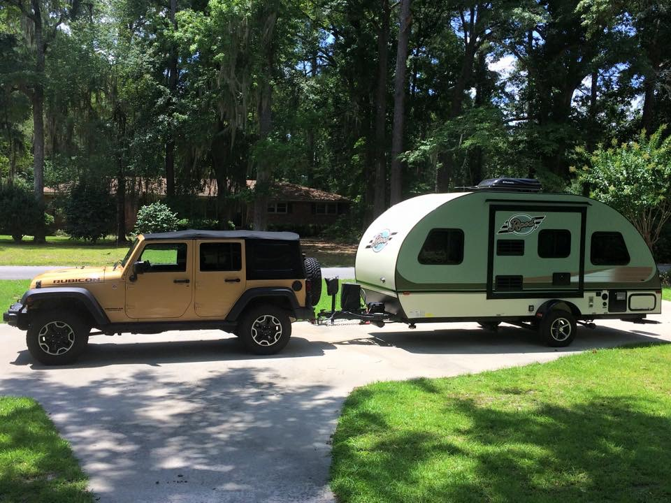 New travel trailer to match my jeep! - Page 3 - Jeep Wrangler Forum
