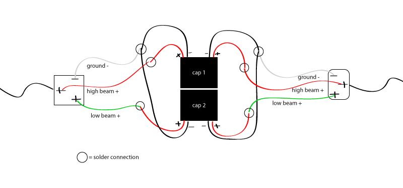 Anti-flicker-diagram