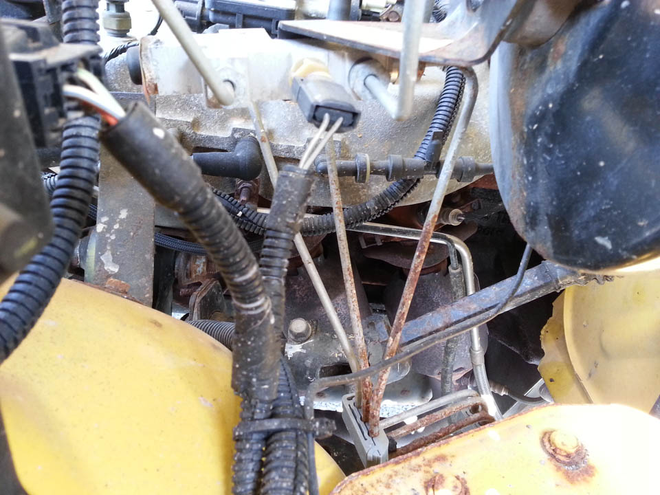 Brake Lines Rusted