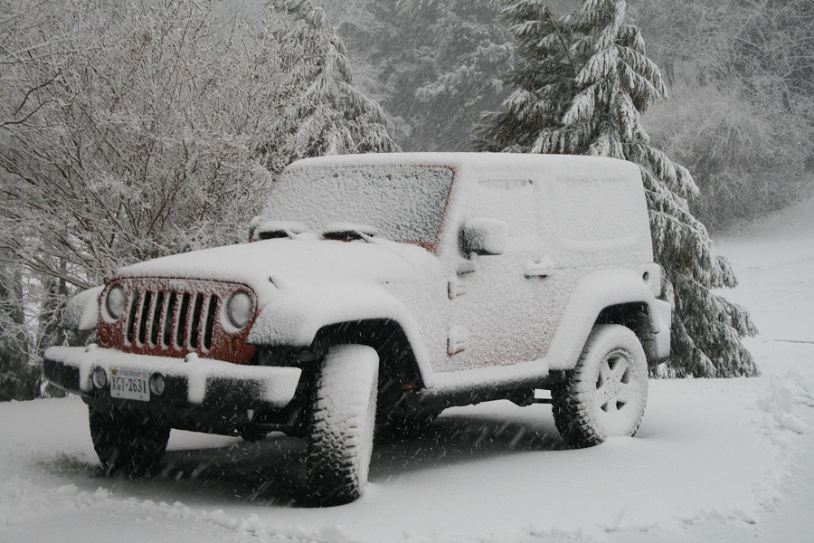 Bring On The Snow