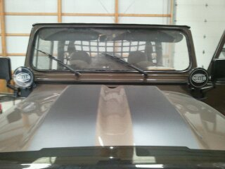 Cowl Induction All Metal Hood