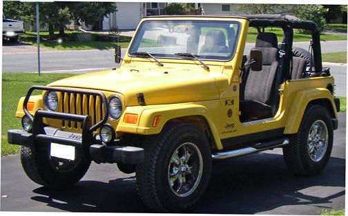 Daniels Jeep