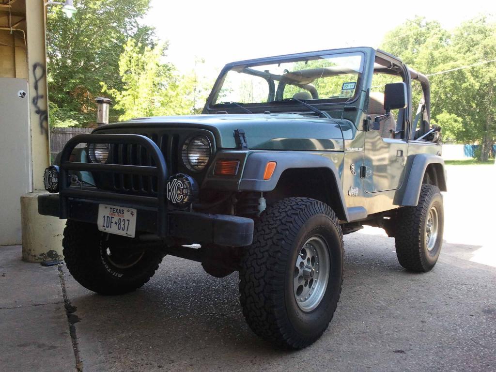 Dmcg Jeep