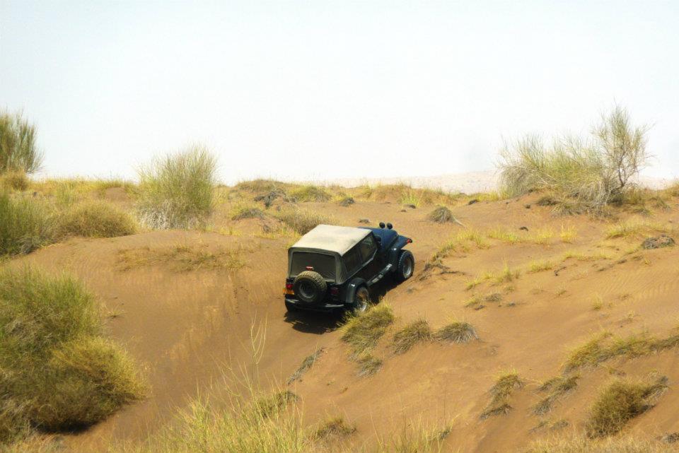 Dune Riding, Daghmar, Quriyat Oman
