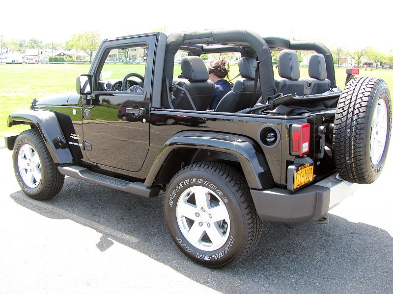First Day Topless!