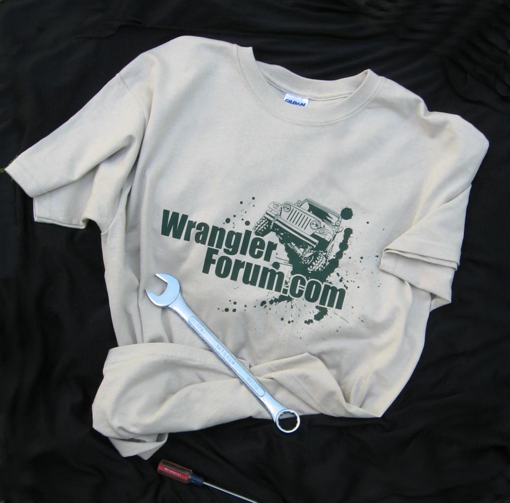 Forum Shirt 2010
