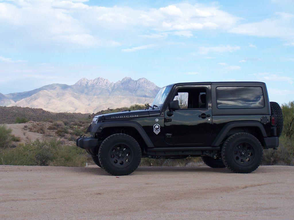Four Peaks, Arizona (1)
