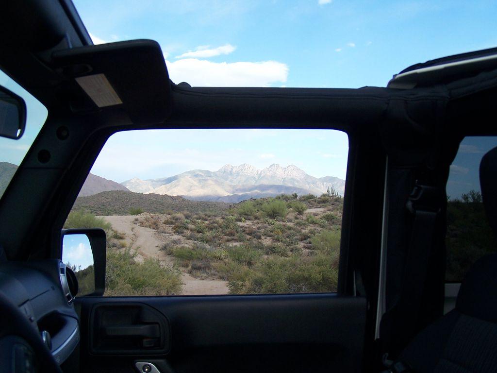 Four Peaks, Arizona (2)