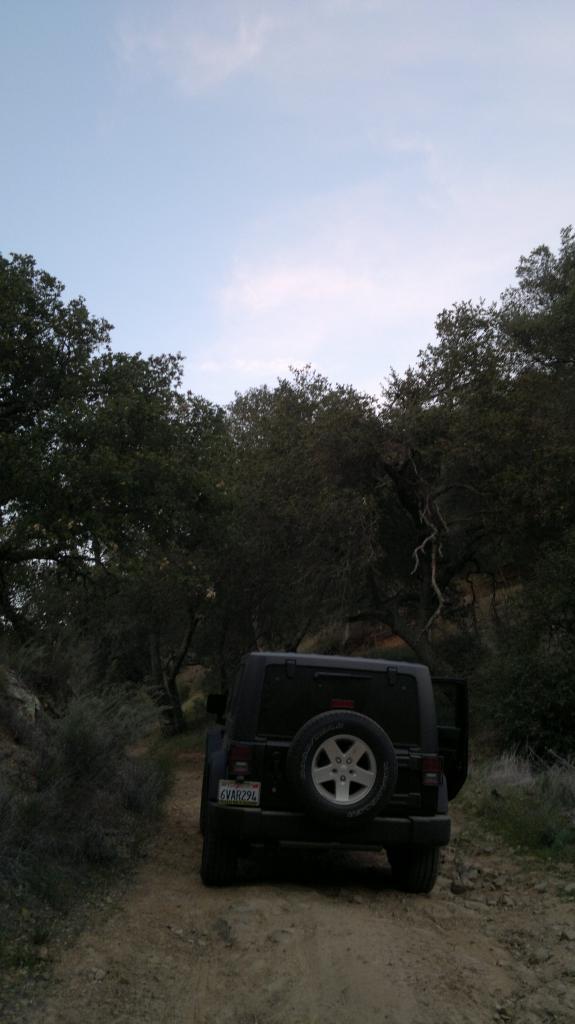 Garcia Off Road Trail