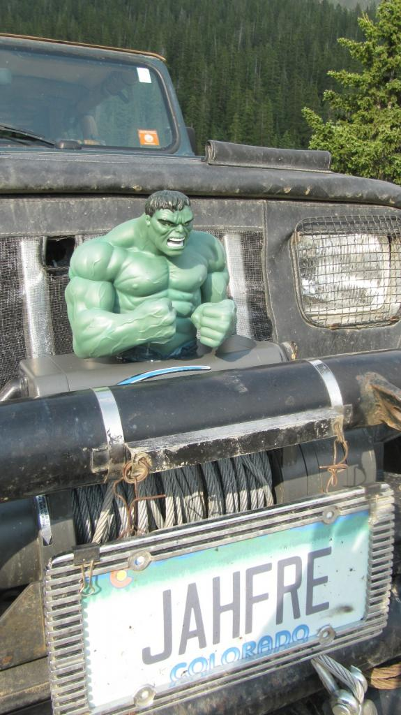 Happy Hulk