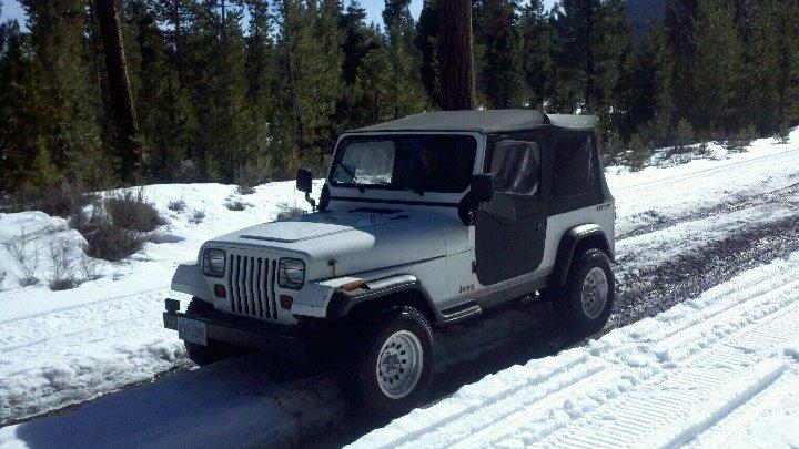 High Desert Jeepin'