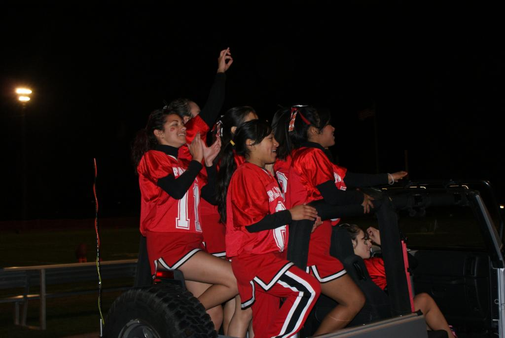 Homecoming 2010 In Granger, Wa
