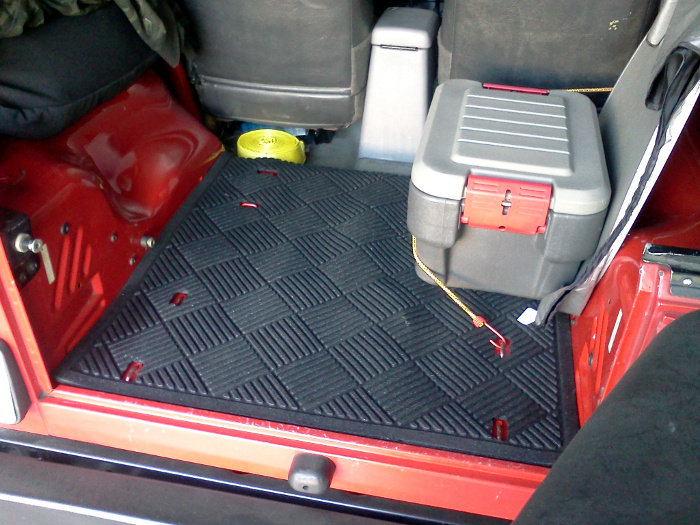 Tj Bed Mat Mod Jeep Wrangler Forum