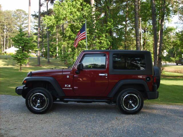 Hutch's Jeep