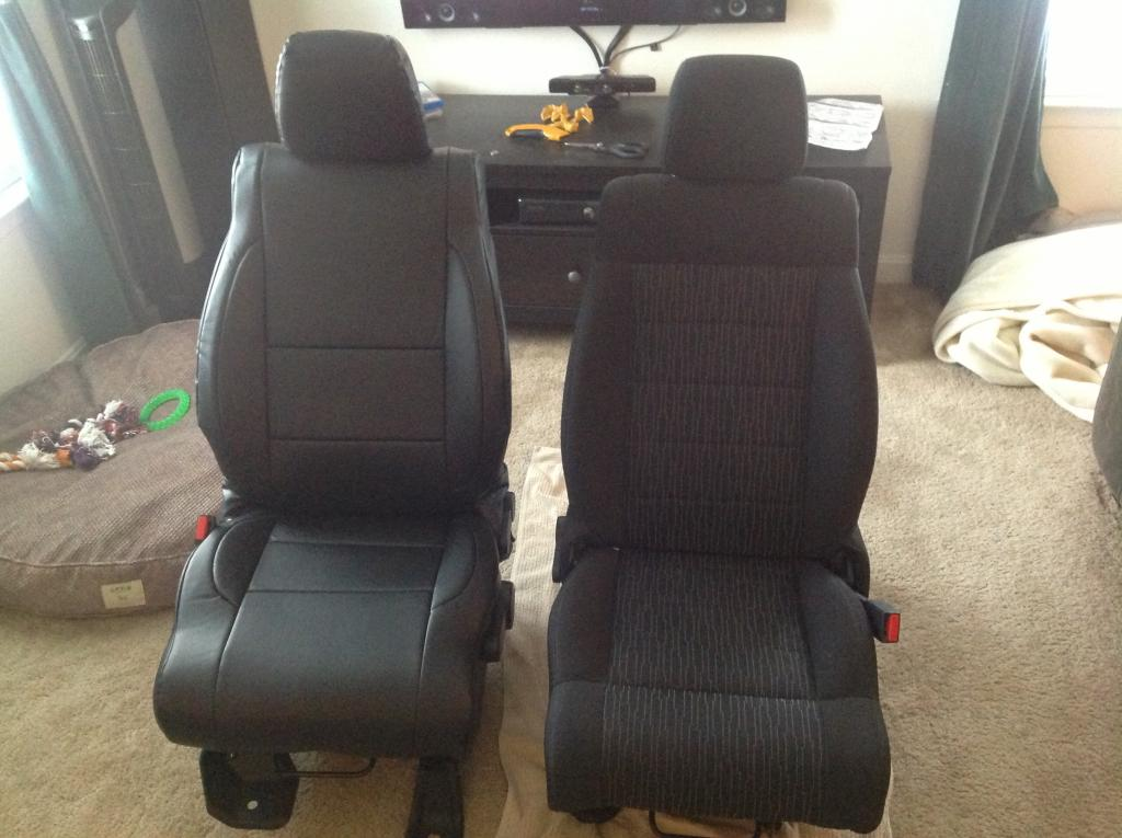 Iggees Seat Covers Vs. Oem
