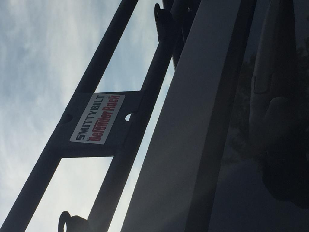New Teraflex Nebo Roof Rack Page 2 Jeep Wrangler Forum