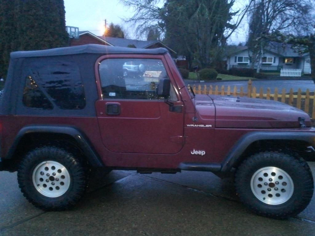 James Jeep