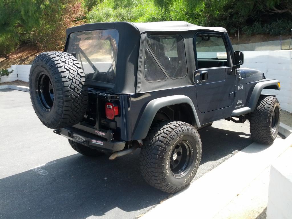 Jeep Back