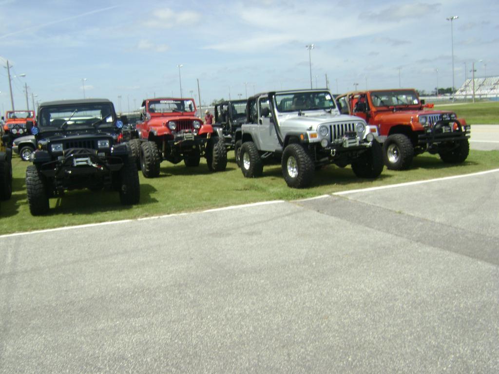Jeep Beach 2010