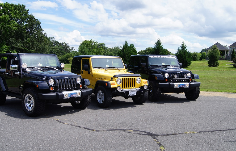 Jeep Family From Va