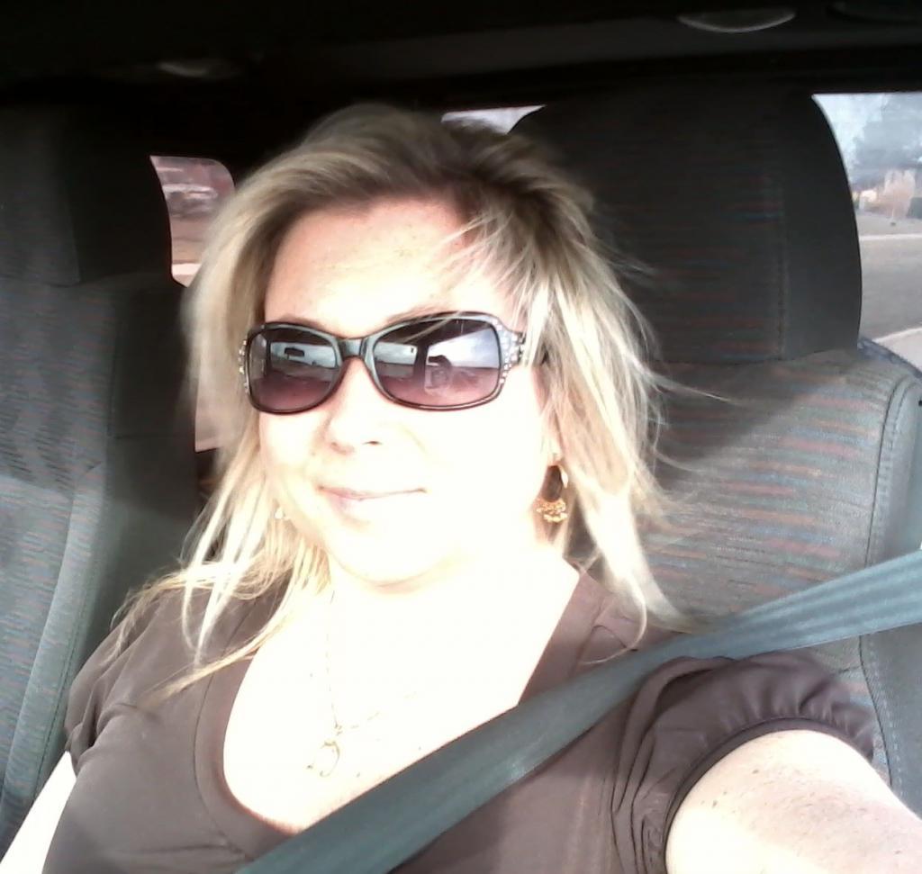 Jeep Hair!