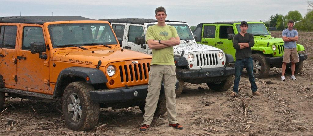 Jeep Hillbillies!