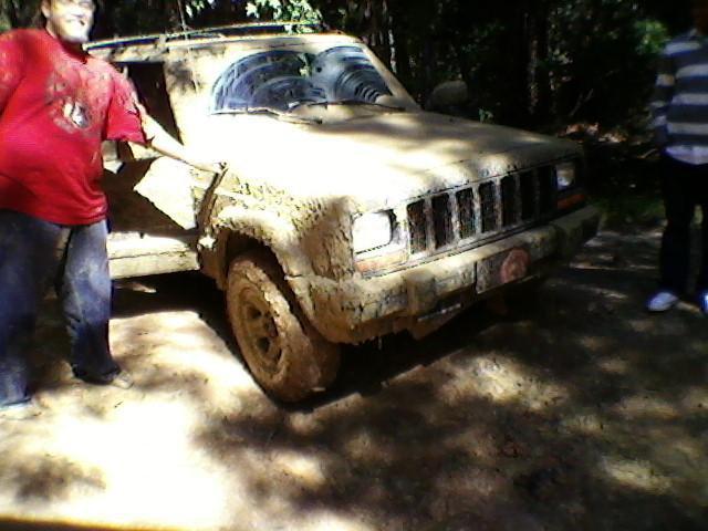 Jeep Jeep # 1    1998 Xj Sport