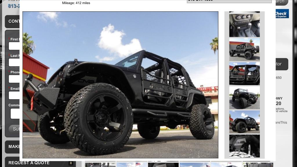 Jeep Profile