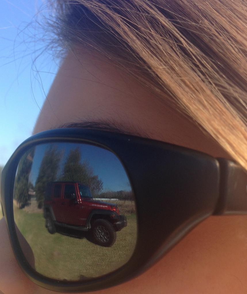 Jeep Reflection