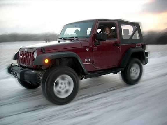 Jeep Robin Drivn Lo