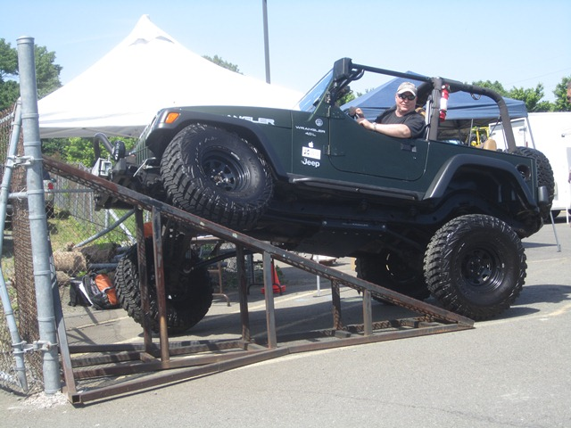 Jeep Show And Shine 2012