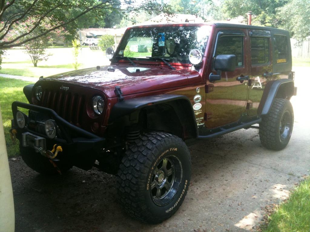 Jeep Side