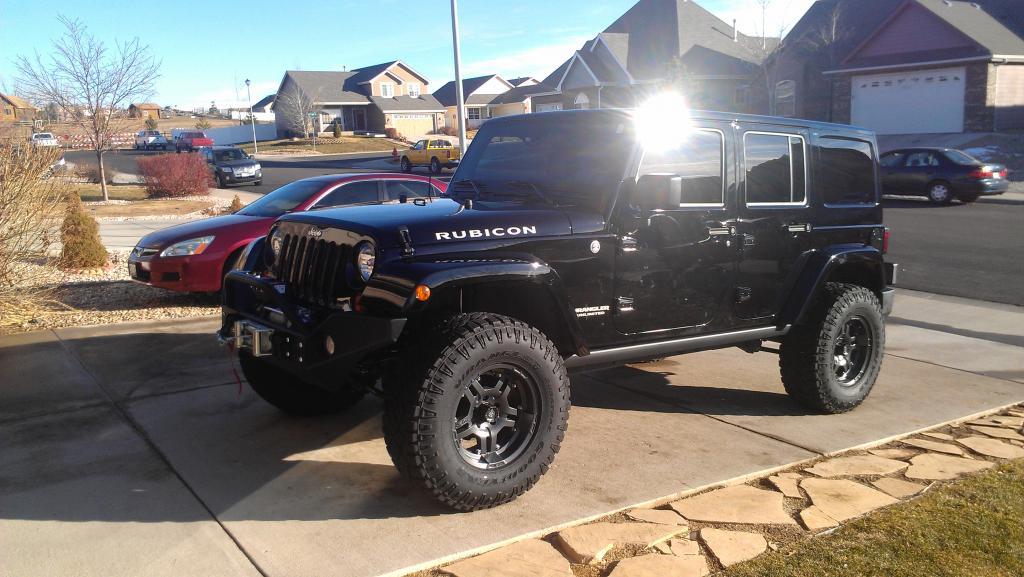 Jeep W/ Bumper