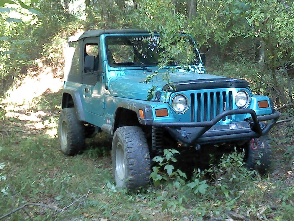 Jeep Woods