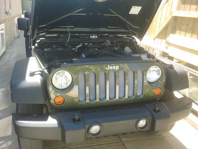 Jeep Wrangler 2007!