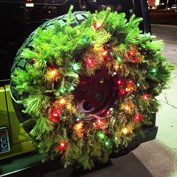 Jeep Wreath